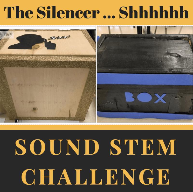 STEM Activity - Soundproofing